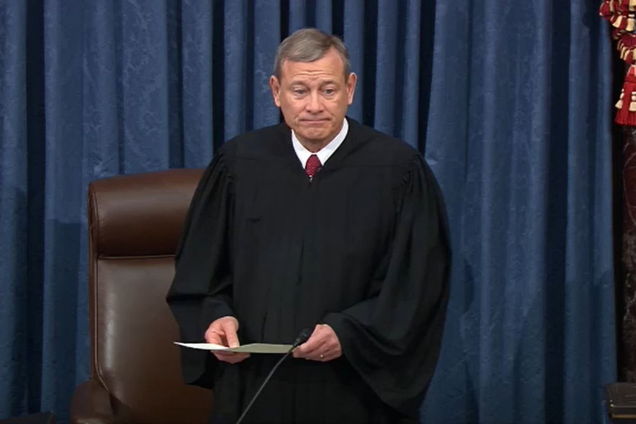 John Roberts Supreme Court SCOTUS
