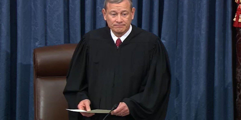 John Roberts Supreme Court SCOTUS