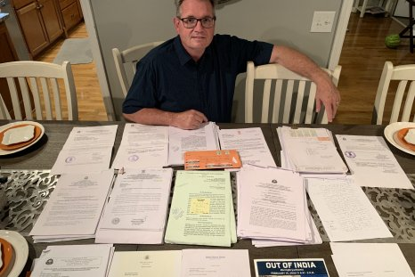 Pastor Bryan Nerren and Documents