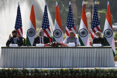 India, China, US, war, conflict, deal, BECA
