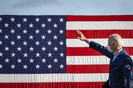 Joe Biden Pennsylvania campaign rally October 2020