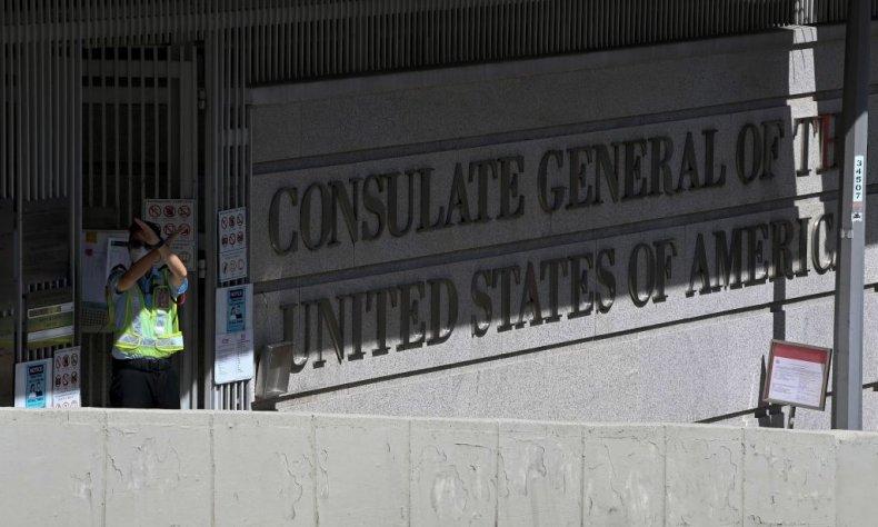 Hong Kong US Consulate