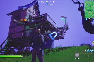 fortnite witch shack location gameolay