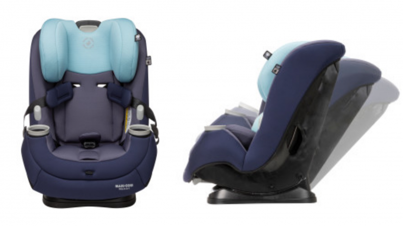 Pria™ 3-in-1 Convertible Car Seat 3-level Recline