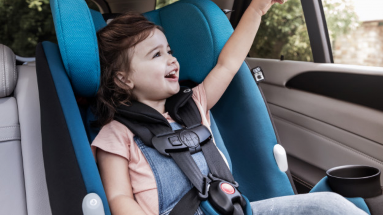 Pria™ Car Seat for young children