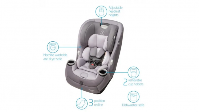 Designed to keep your little one comfortable