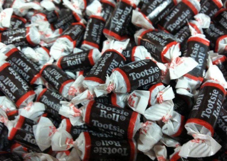 #49. Tootsie Roll Midgees