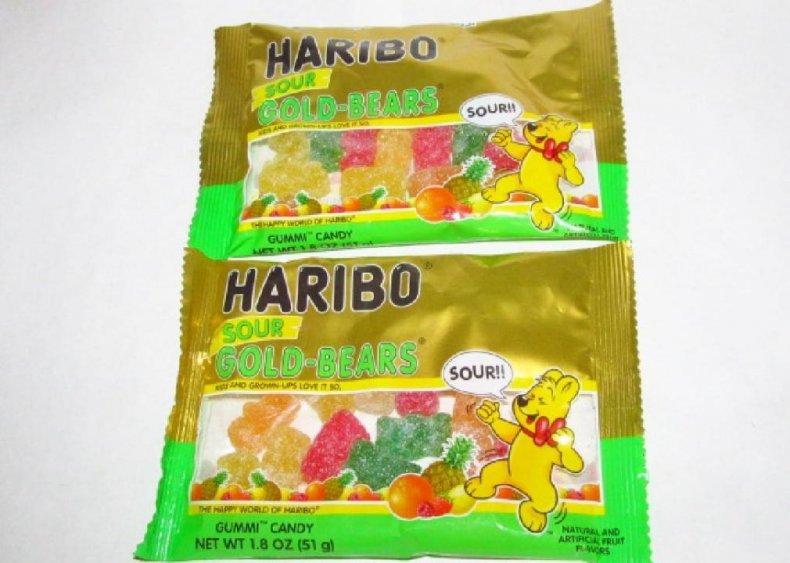 #38. Haribo Sour Bears
