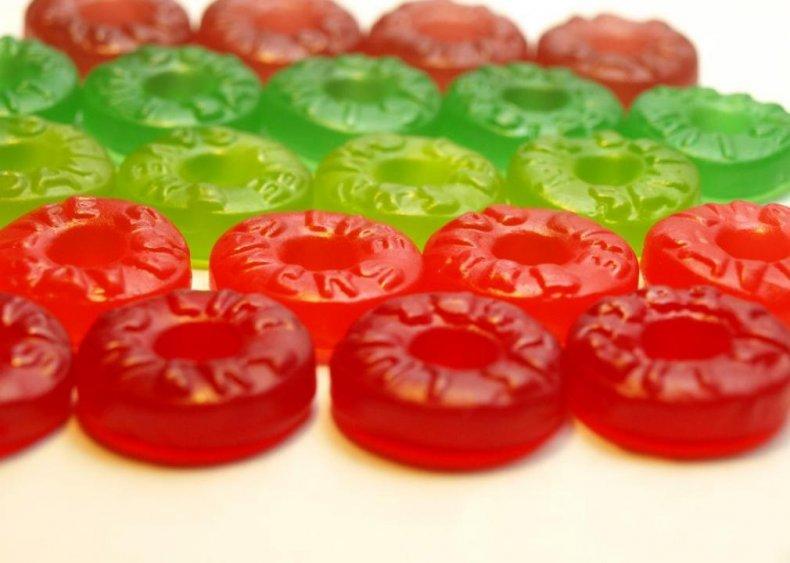 #35. Lifesavers big ring gummies