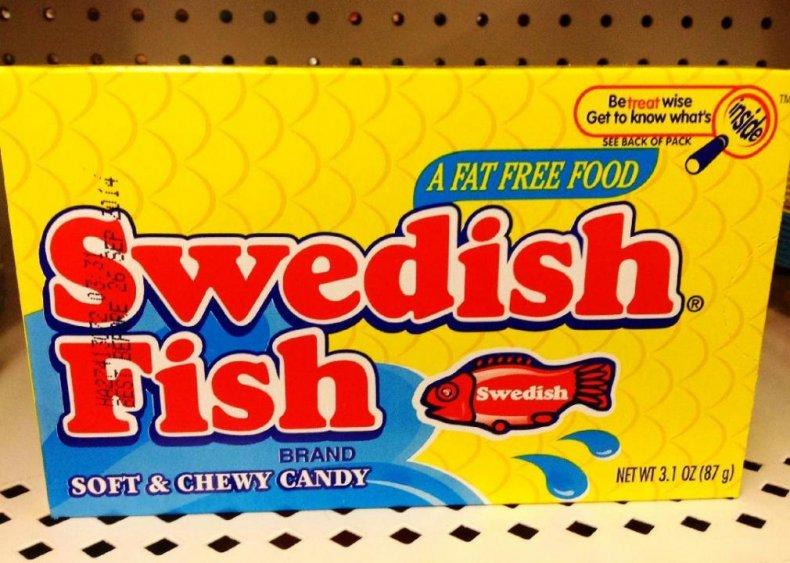 #33. Swedish Fish