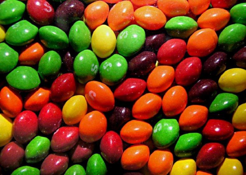 #31. Skittles Wild Berry