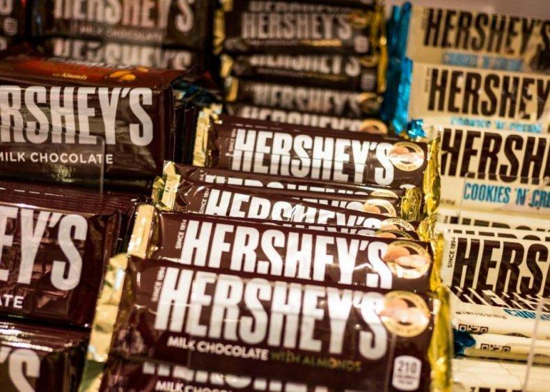 #28. Hershey's Milk Chocolate