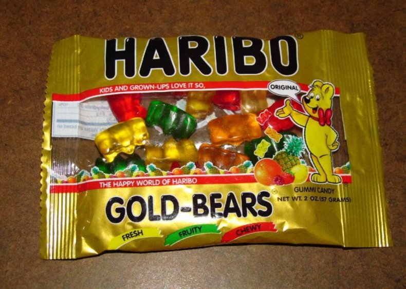 #26. Haribo Gold-Bears