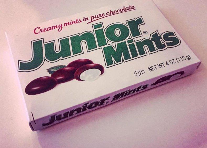 #25. Junior Mints