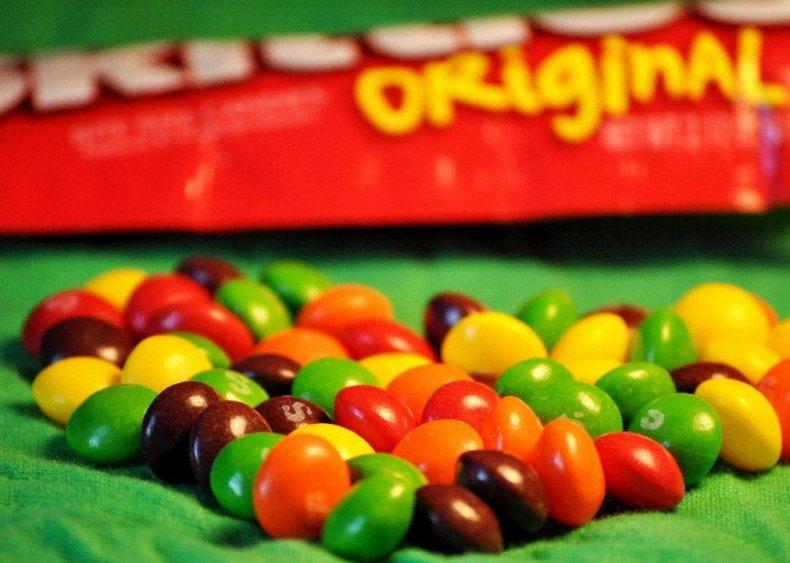 #19. Skittles original