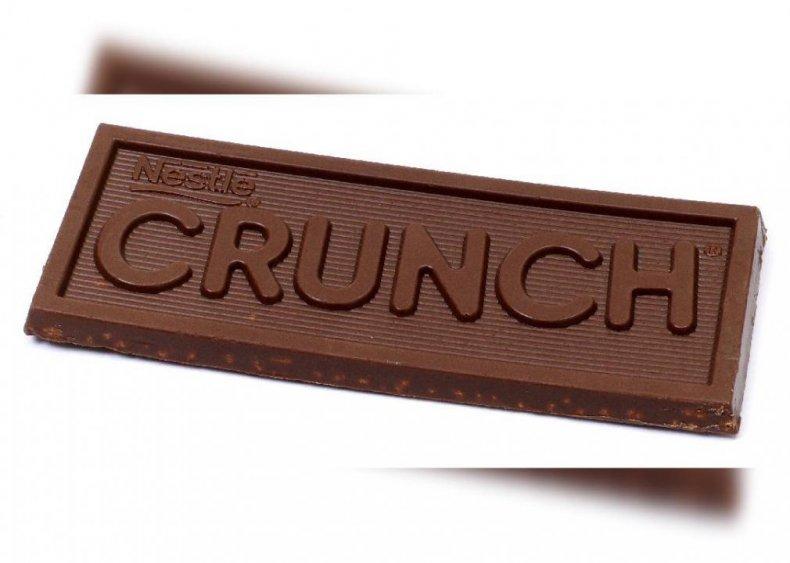 #16. Nestle Crunch