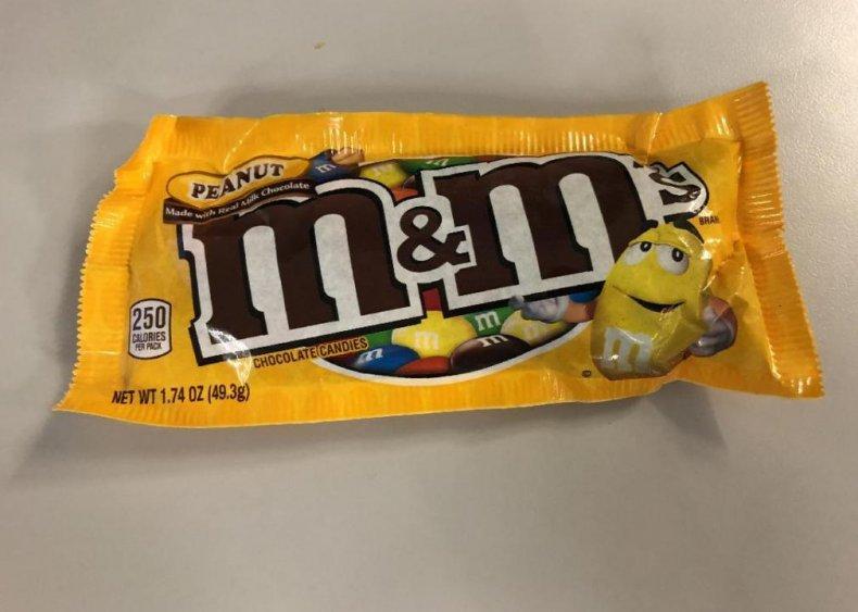 #11. Peanut M&M's