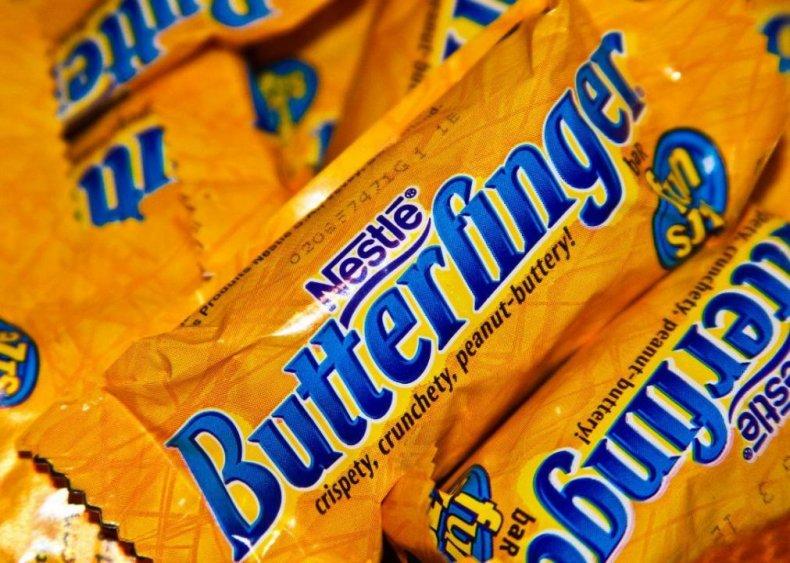 #10. Nestle Butterfinger