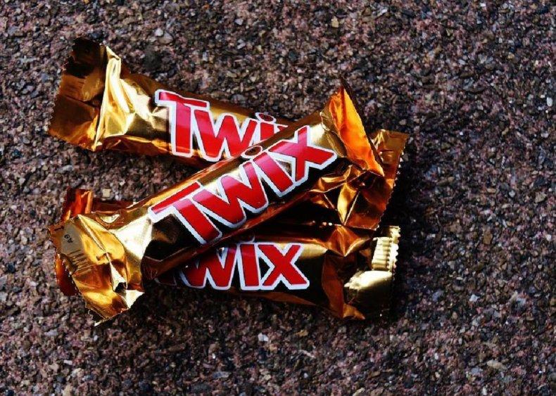 #3. Twix