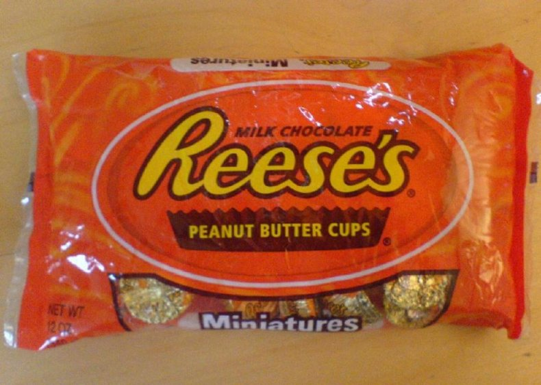#2. Reese's Miniatures