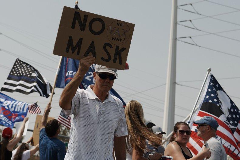 mask mandate unconstitutional