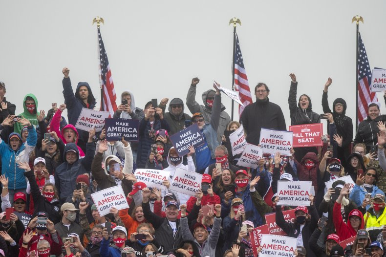 Trump rally PA
