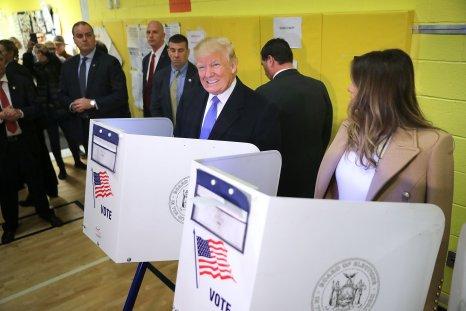 donald trump voting electoral college