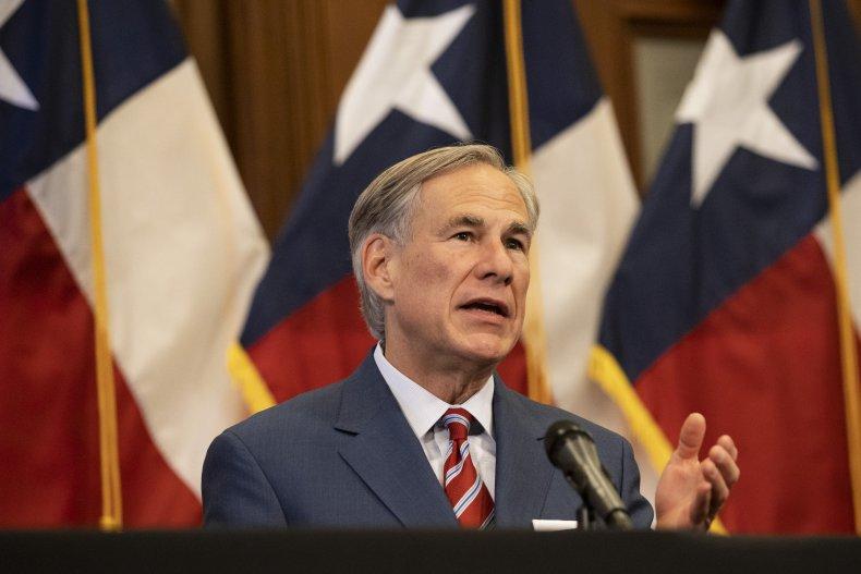 Texas Governor Greg Abbott ballot boxes court