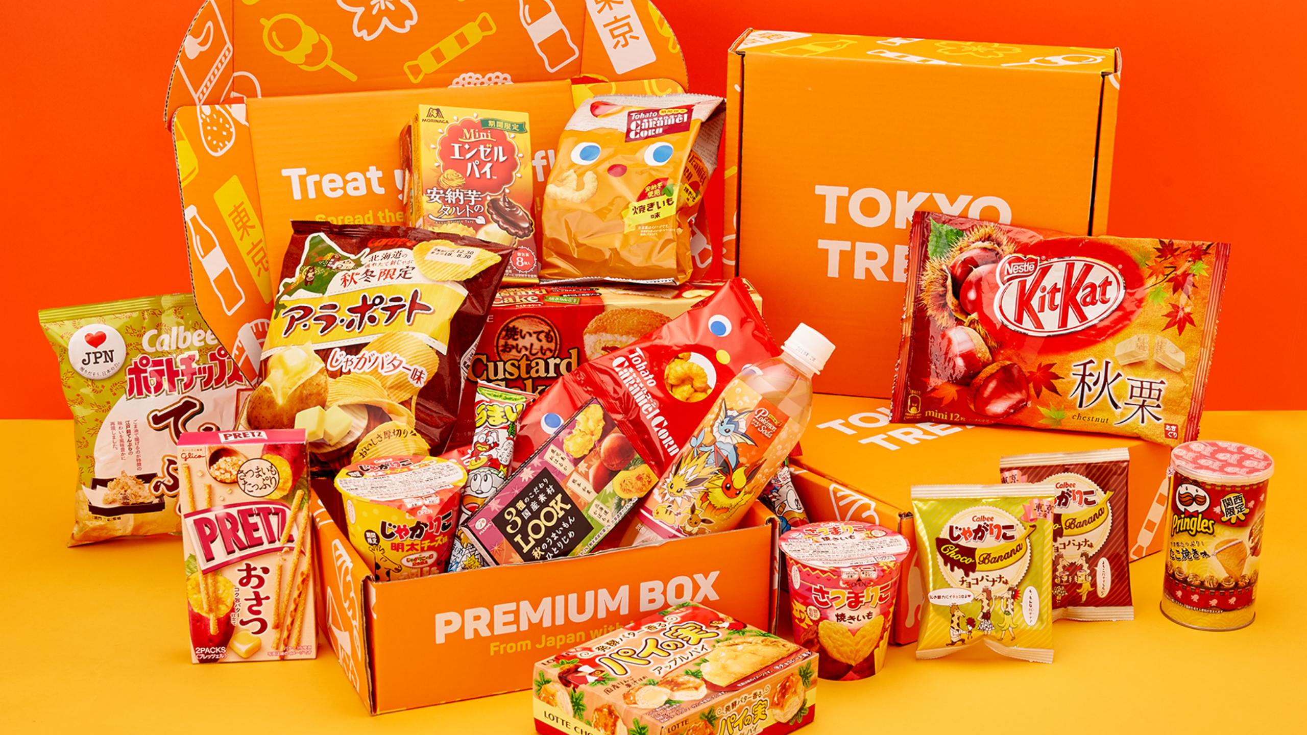 TokyoTreat Premium Snack Box