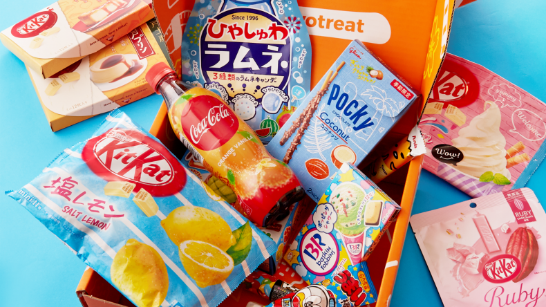 TokyoTreat is a great gift for foodies!
