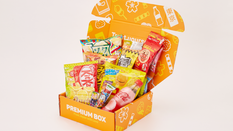 Order your own TokyoTreat subscription box now