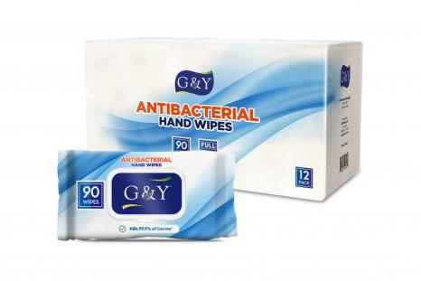 Newsweek Amplify - Antibacterial Wipes
