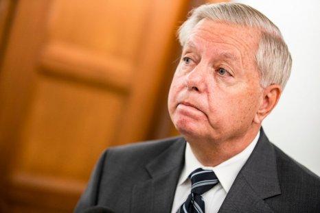 Judiciary Committee Chairman Senator Lindsey Graham