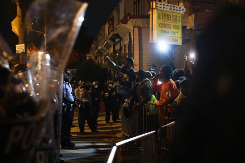 Philadephia riots