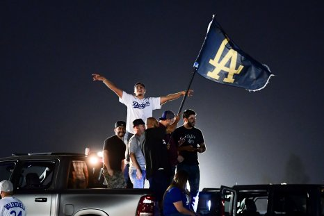 Los Angeles Dodgers, MLB