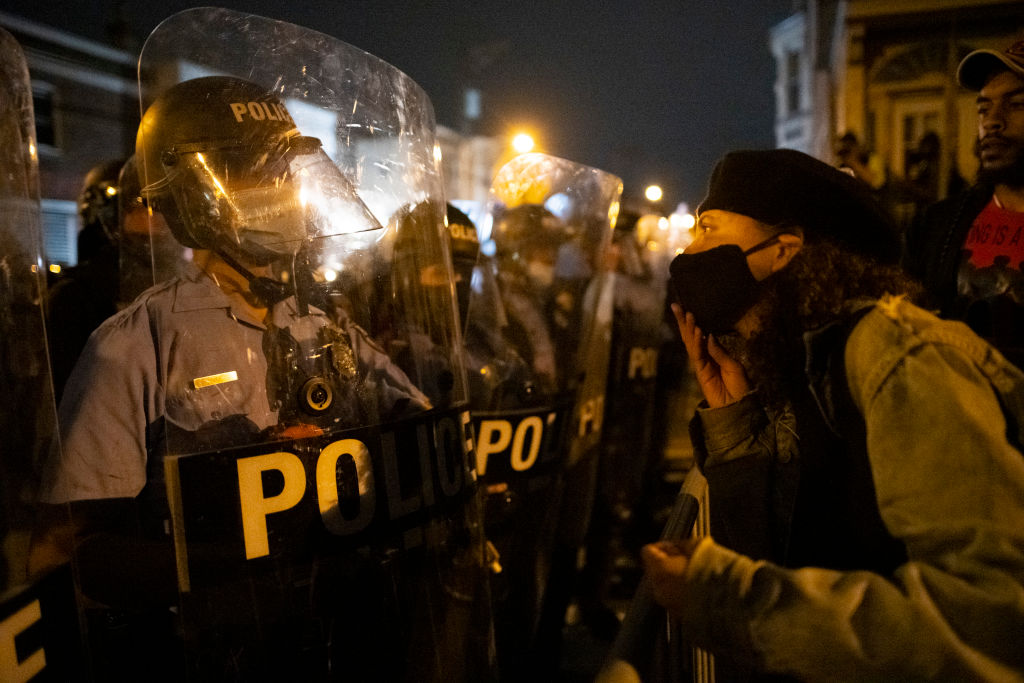 Philadelphia Riots, Looting Breaks Out As Walmart and Other Stores Ransacked