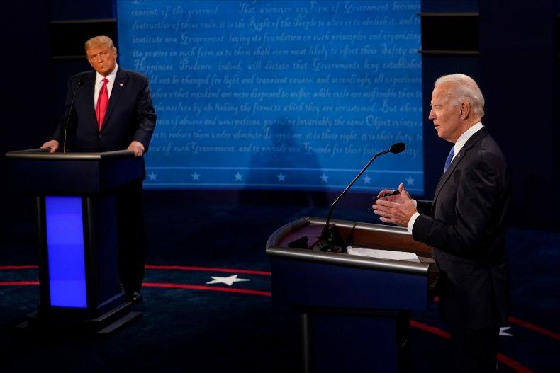 Trump-Biden last debate