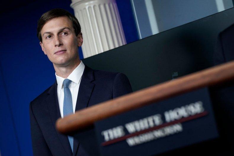 Senior Advisor to the President Jared Kushner