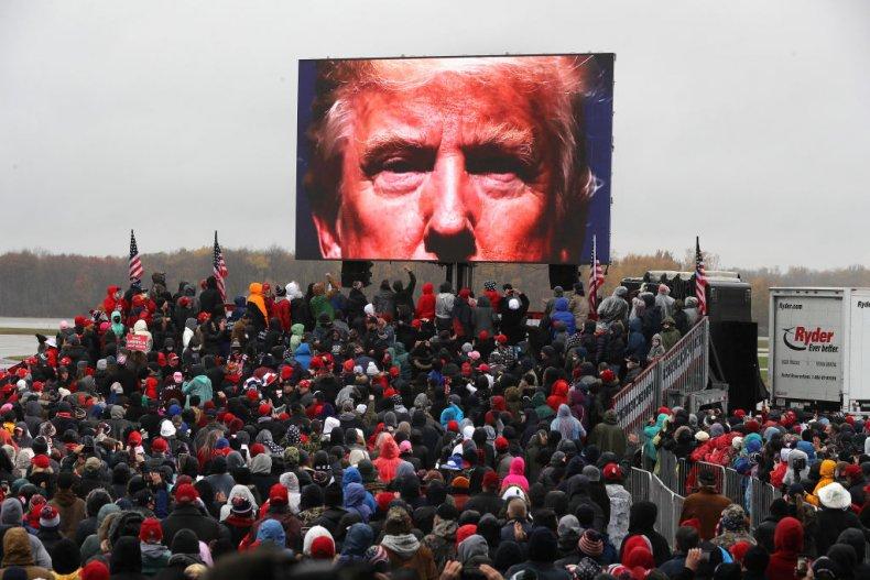 donald trump campaign video