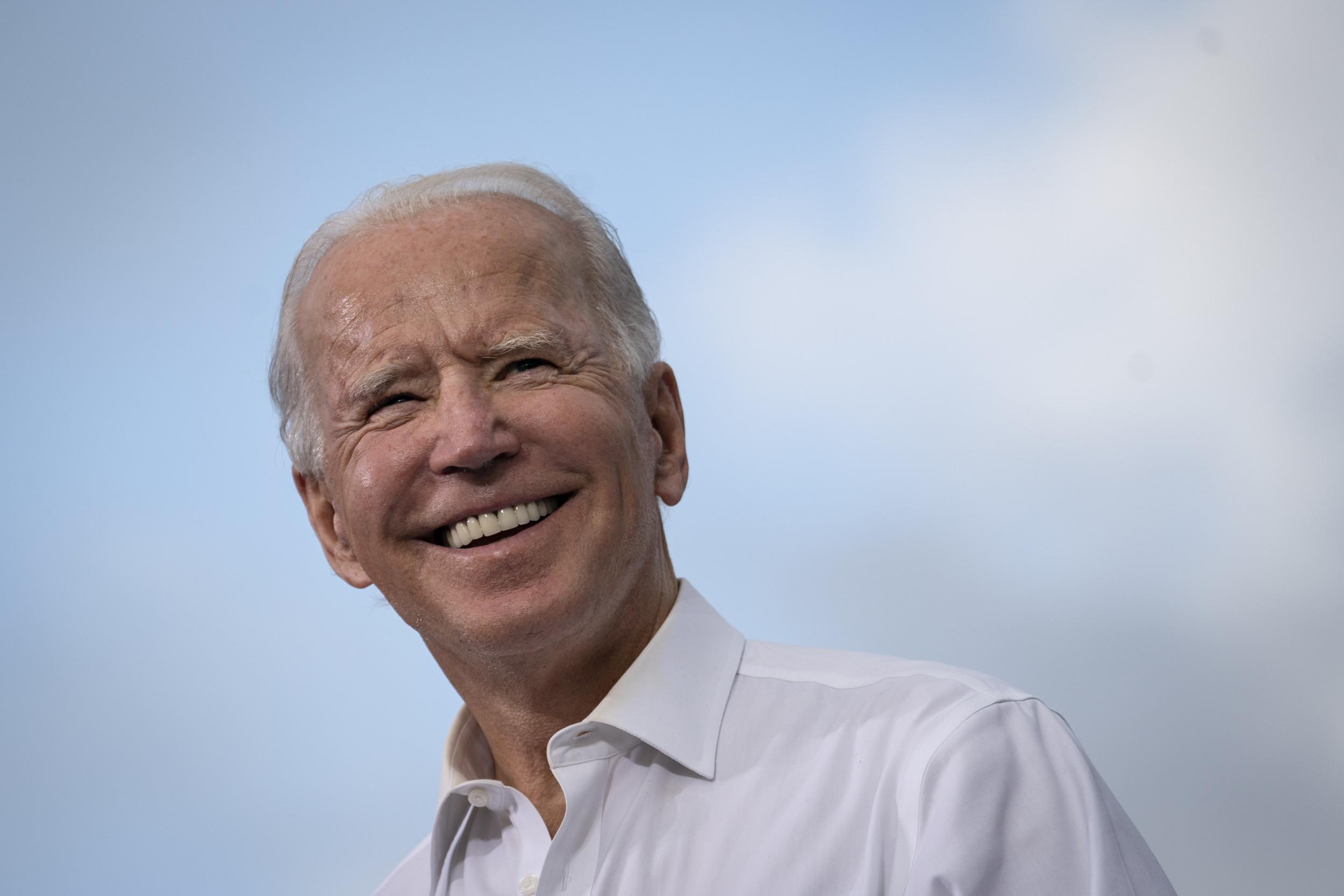 Majority of Americans view Joe Biden as more of a patriot than Donald Trump, new poll shows