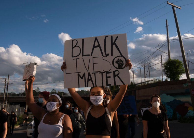 Black Lives Matter in Michigan