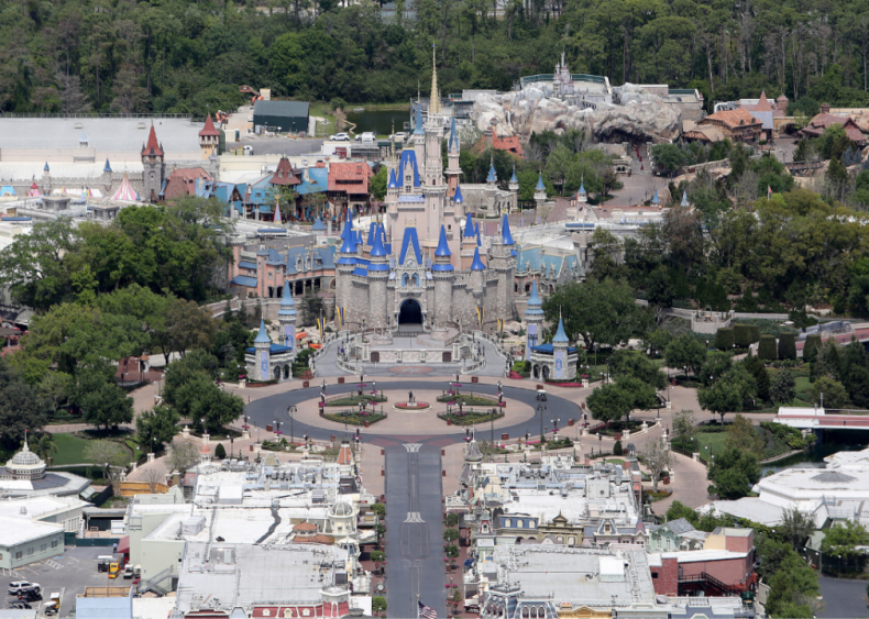 Walt Disney World lays off 28,000