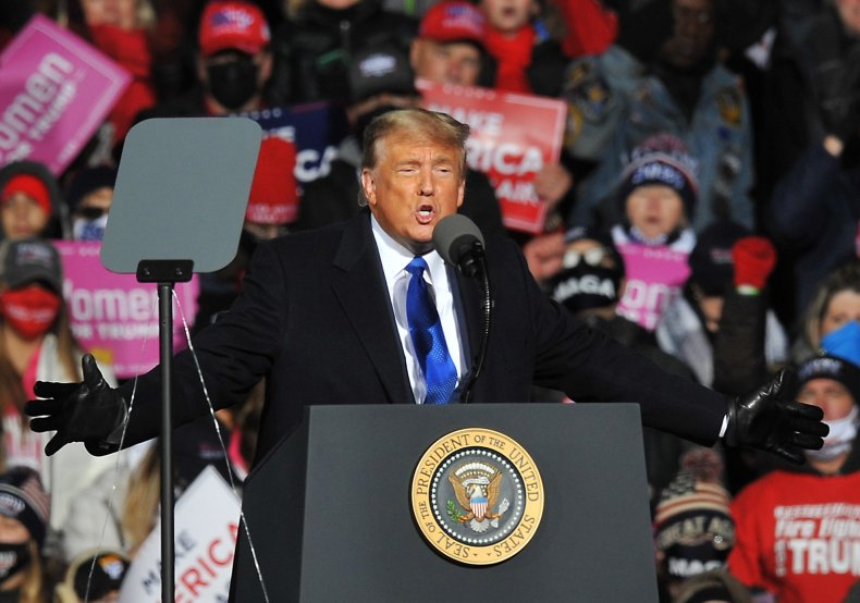 Trump rally O Neb