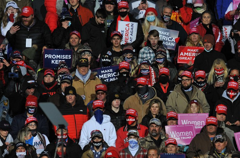 Trump rally Omaha