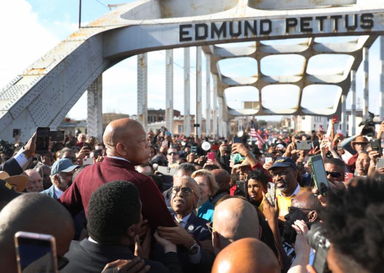 March 1: Selma's Bloody Sunday Anniversary