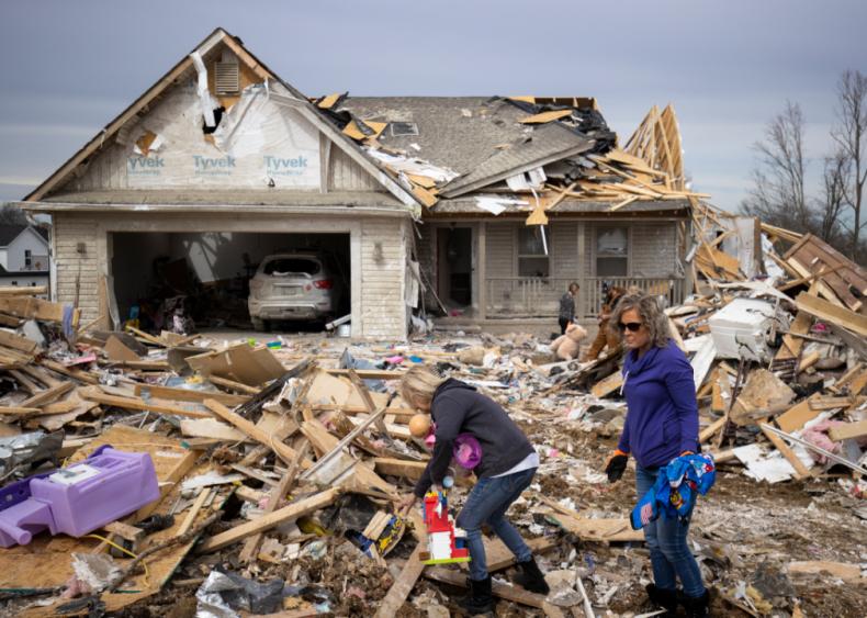 March 4: Tornado outbreak in Tennessee