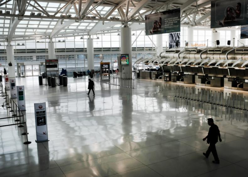 March 7 international travel distrupted