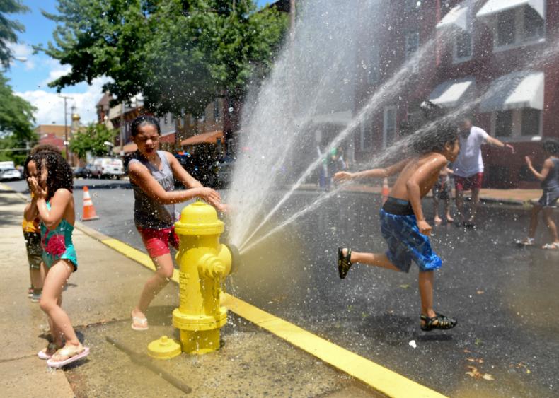 June 24: Summer heat waves