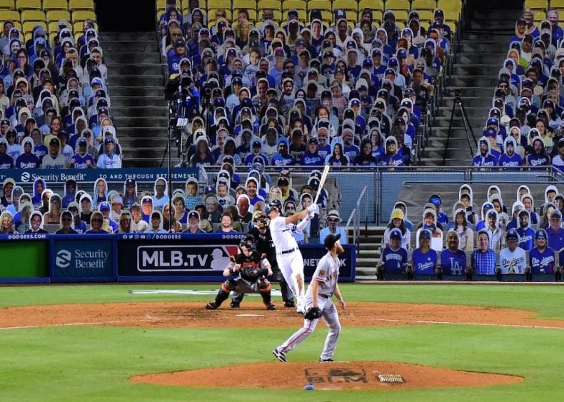 July 23: Major League Baseball opening day
