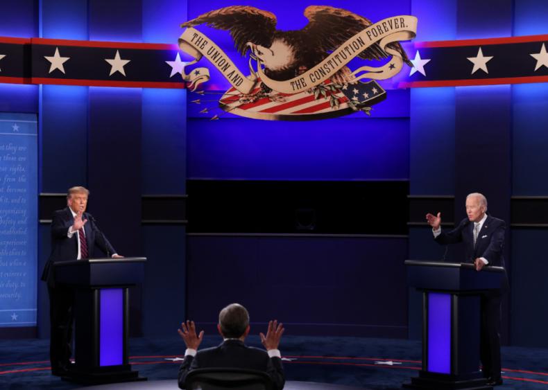 Sept. 29: First presidential debate